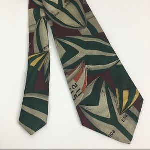 POLO RALPH LAUREN VINTAGE SAILING TIE Nautical